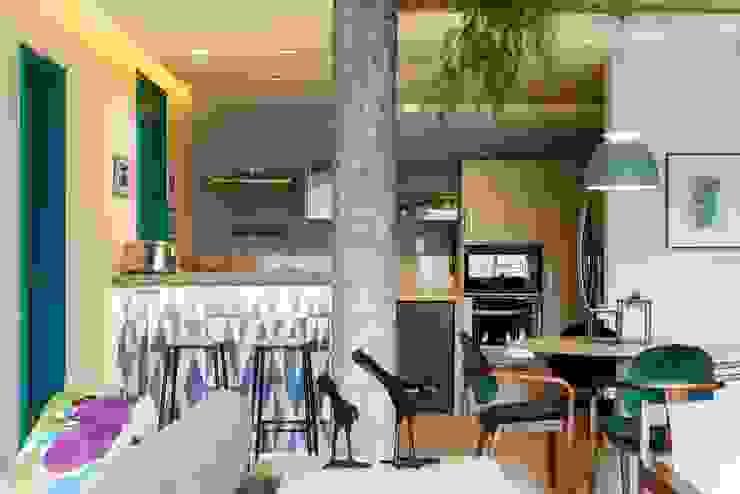Apartamento Frei Caneca Marcella Loeb Cozinhas modernas