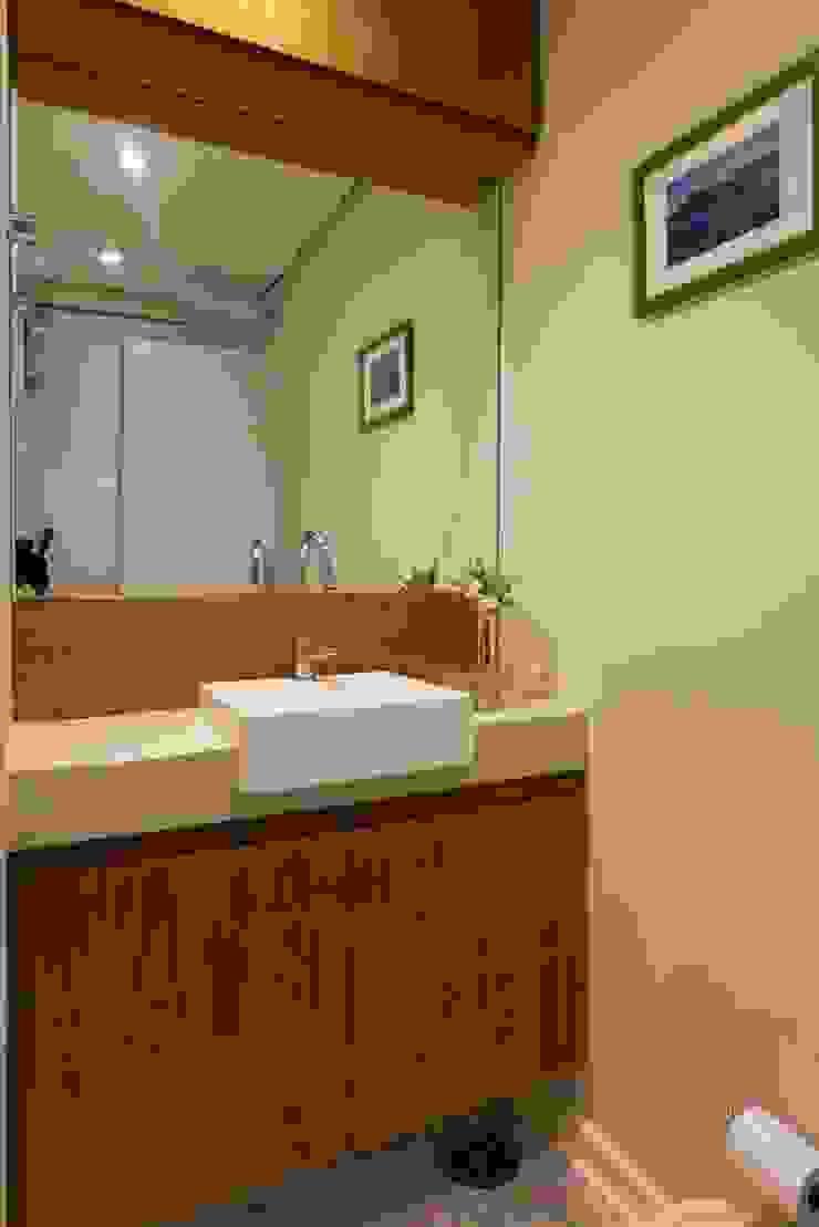 Apartamento Frei Caneca Marcella Loeb Banheiros modernos