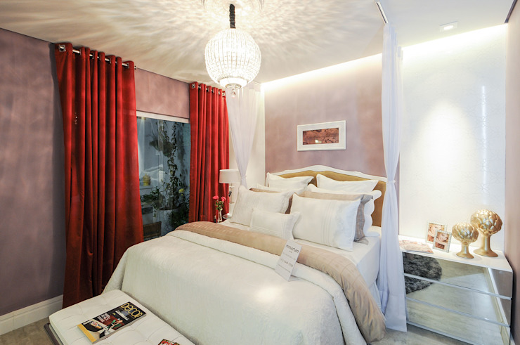 Dormitorios de estilo clásico de Rita Ramiro Consultoria & Design Clásico