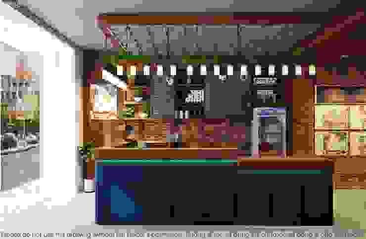 Project: PR1705 Tea & Coffee Shop/ Bel Decor bởi Bel Decor