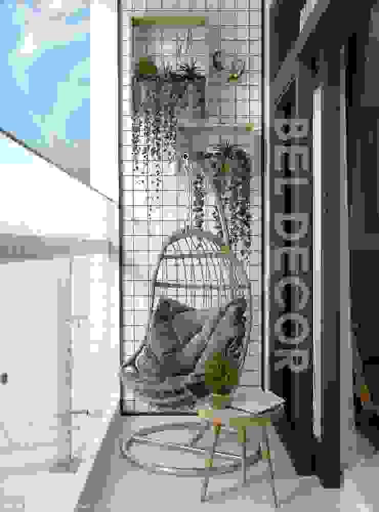 Project: HO17108 Modern Apartment/ Bel Decor bởi Bel Decor