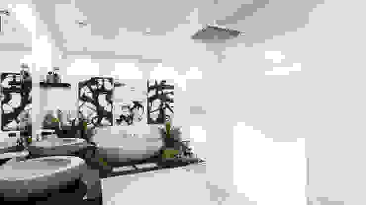 Bathroom Minimalist bathroom by 7Storeys Minimalist