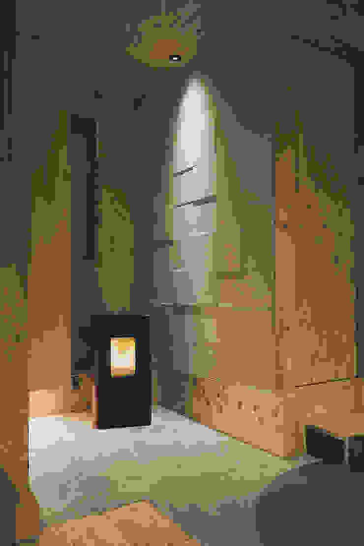 一級建築士事務所 Atelier Casa Minimalist corridor, hallway & stairs