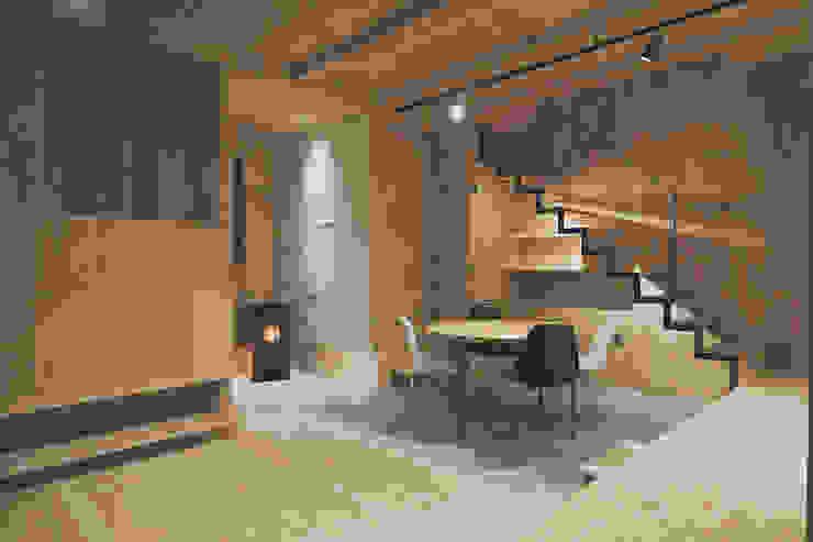 一級建築士事務所 Atelier Casa Living room