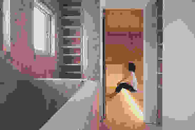 一級建築士事務所 Atelier Casa Minimalist bedroom