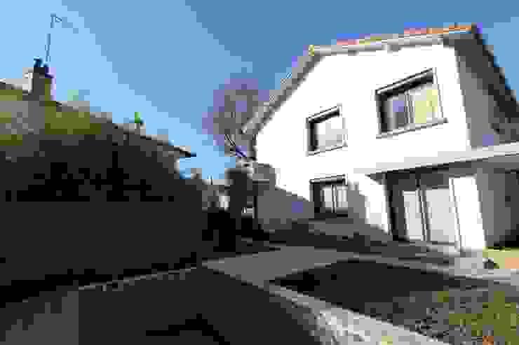 Modernisation d'un jardin sur Toulouse par KAEL Createur de jardins