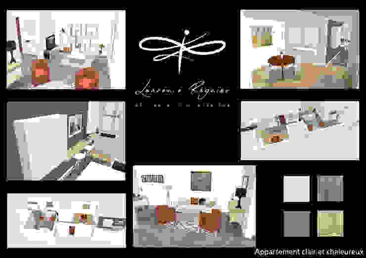 Plan 3D par Laurence REGNIER Moderne