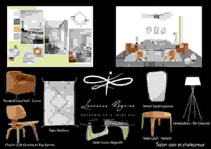Mobilier et accessoires par Laurence REGNIER Moderne