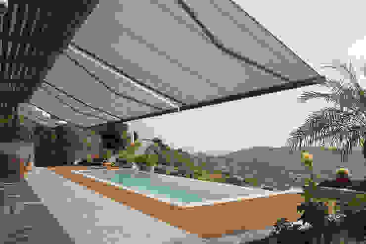 Balcones y terrazas mediterráneos de markilux Mediterráneo