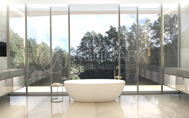 NEUMARK Minimalist style bathrooms