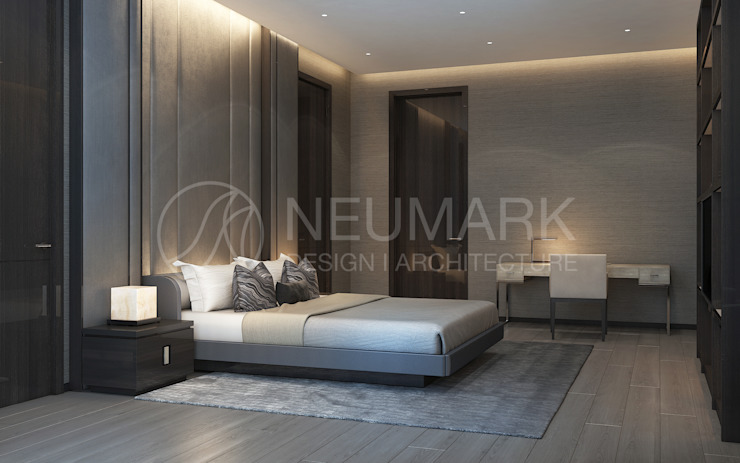 NEUMARK Minimalist bedroom