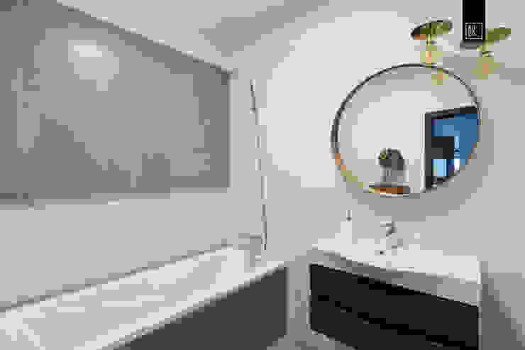KODO projekty i realizacje wnętrz Ванная в колониальном стиле