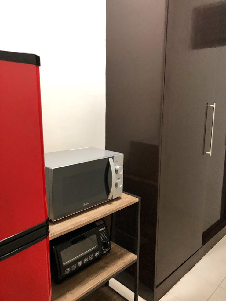 SNS Lush Designs and Home Decor Consultancy Kitchen units White