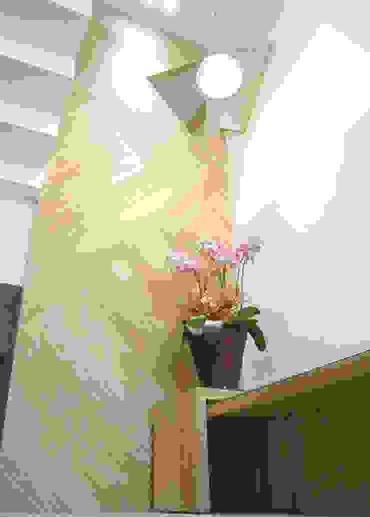 內湖康寧丁公館 现代客厅設計點子、靈感 & 圖片 根據 第宅空間設計 現代風