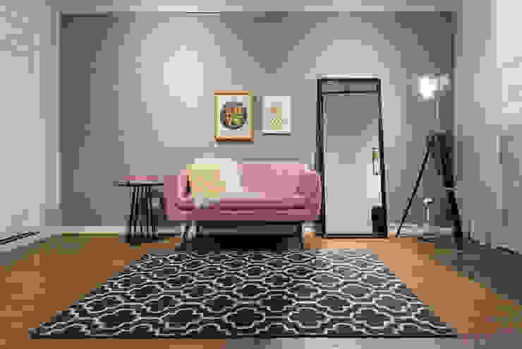 Euforia Fashion Espaços comerciais modernos por Studio Ideação Moderno Derivados de madeira Transparente