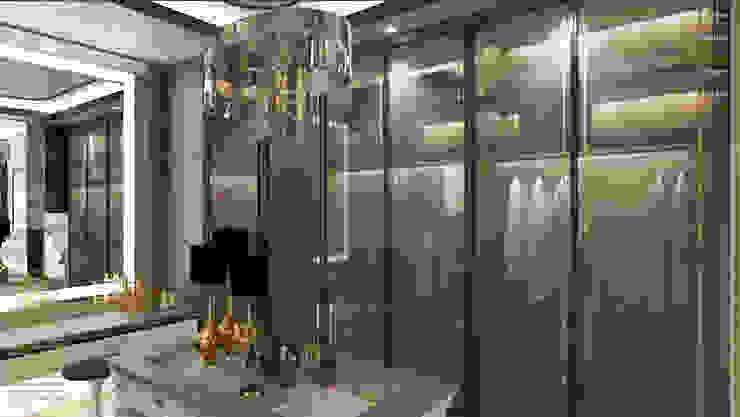 Enrich Artlife & Interior Design Sdn Bhd Moderne Ankleidezimmer