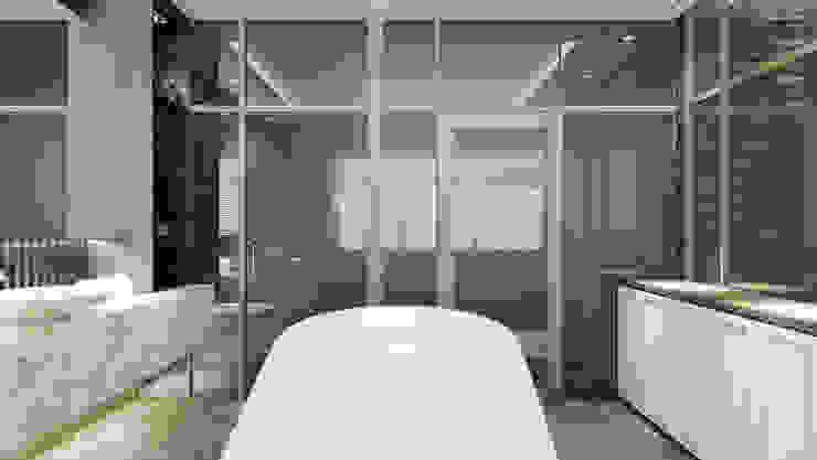 Bathroom Modern style bathrooms by Enrich Artlife & Interior Design Sdn Bhd Modern