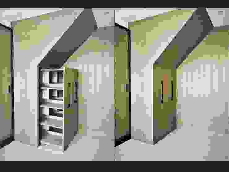 璞舍-0N.5室 根據 喬克諾空間設計 北歐風