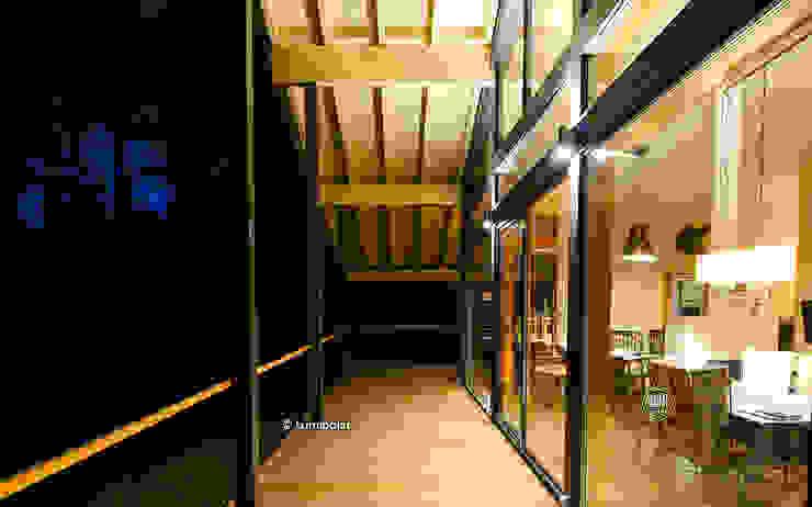 by LUMI POLAR Scandinavian Wood Wood effect