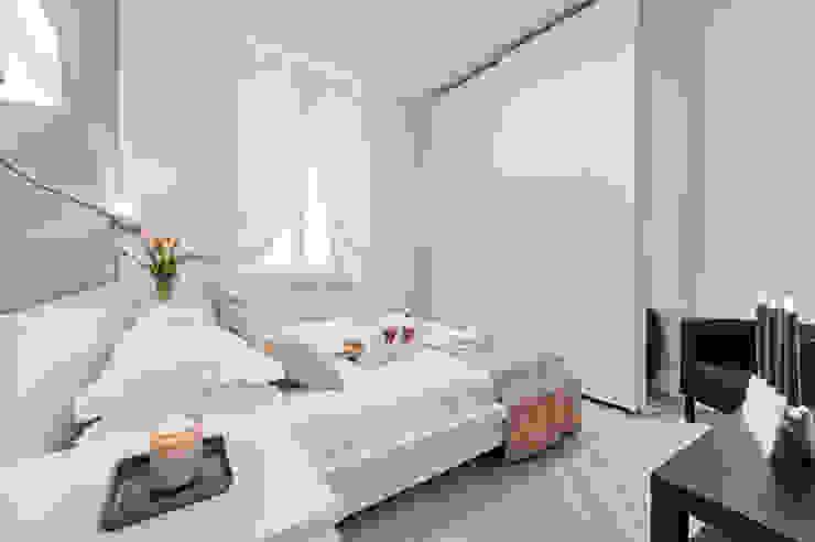 BARBERINI a2 Studio Borgia - Romagnolo architetti Camera da letto moderna