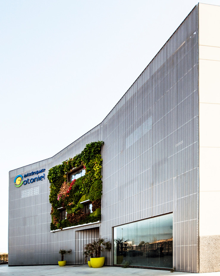 WOHA arquitectura Office buildings