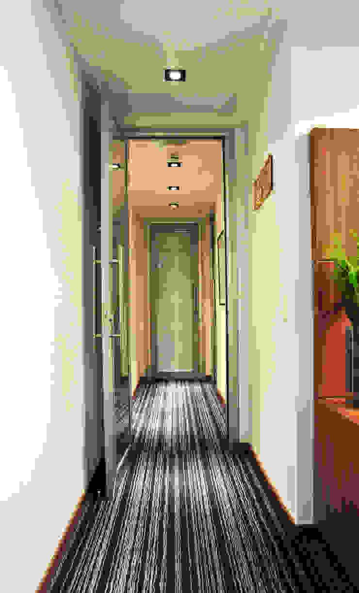 Enzo Sobocinski Arquitetura & Interiores Commercial Spaces Glass Black