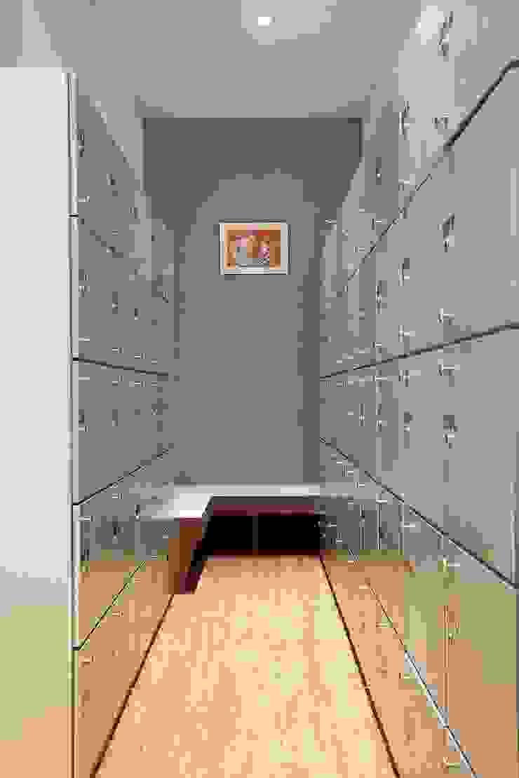 Modern style dressing rooms by 舍子美學設計有限公司 Modern