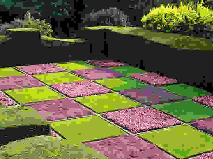 PEYZAJ TASARIM Modern Bahçe ERKALE MİMARLIK - ANKARA & ANTALYA Modern