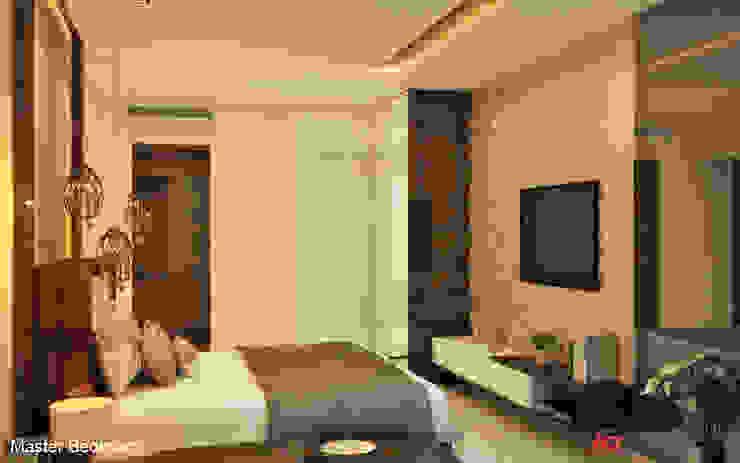 Dormitorios de estilo minimalista de A Design Studio Minimalista