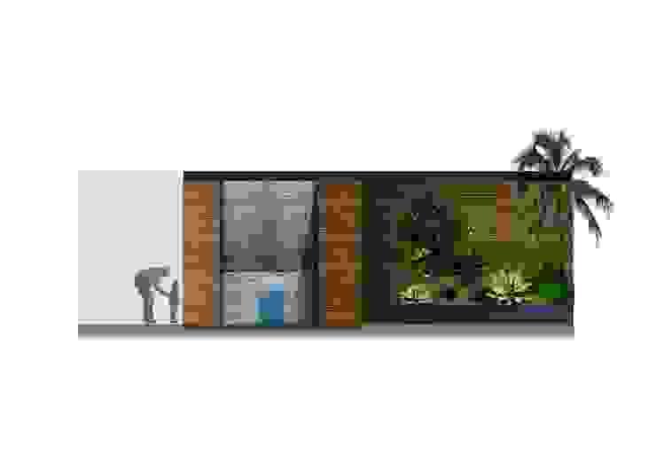 Ecossistemas Jardines de estilo moderno