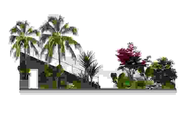 Jardines modernos: Ideas, imágenes y decoración de ECOSSISTEMAS; Áreas Verdes e Sistemas de Rega. Moderno
