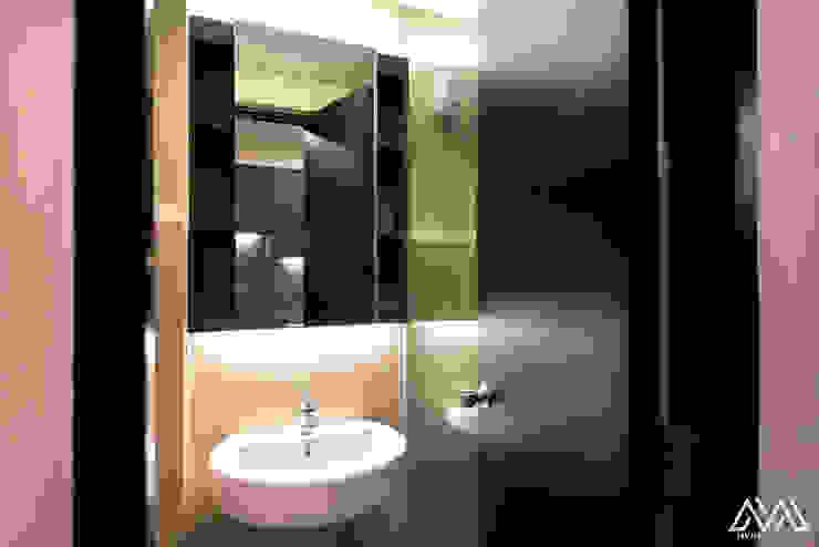 Modern Lux—Wil Tower QC Modern bathroom by MVRX Designs Modern