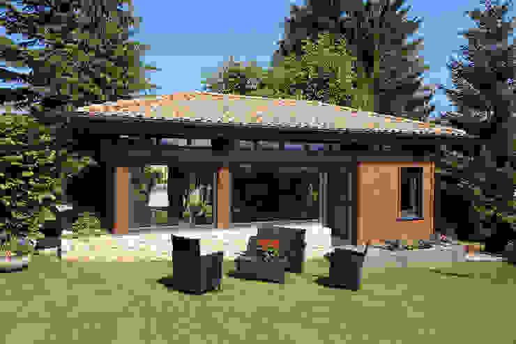 Il padiglione completato di Daniele Arcomano Moderno