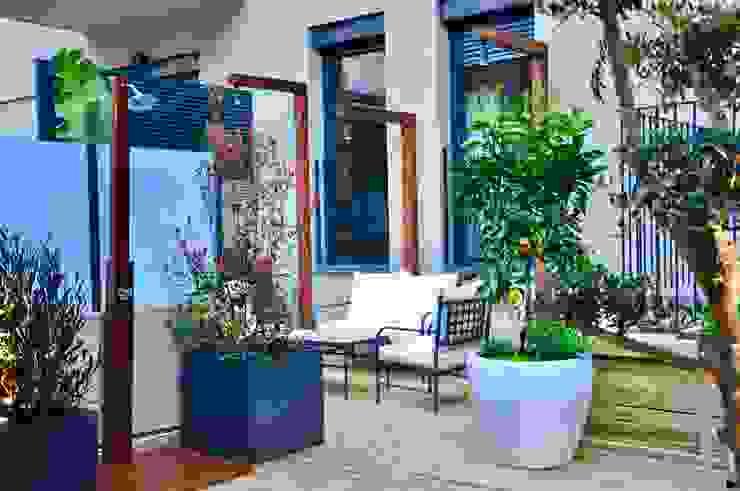 Diseño Y Construcción Terraza Barcelona De ésverd