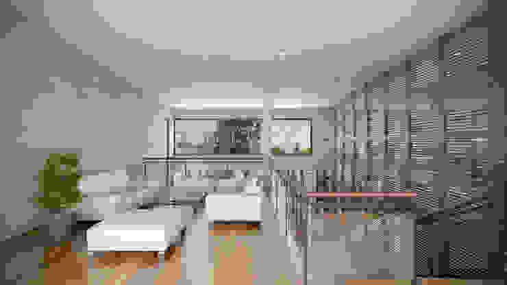 Casa ''La Pendiente'' de Artem arquitectura Moderno
