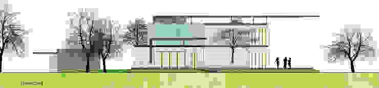 Casa <q>Pieles</q> Casas modernas: Ideas, diseños y decoración de Artem arquitectura Moderno