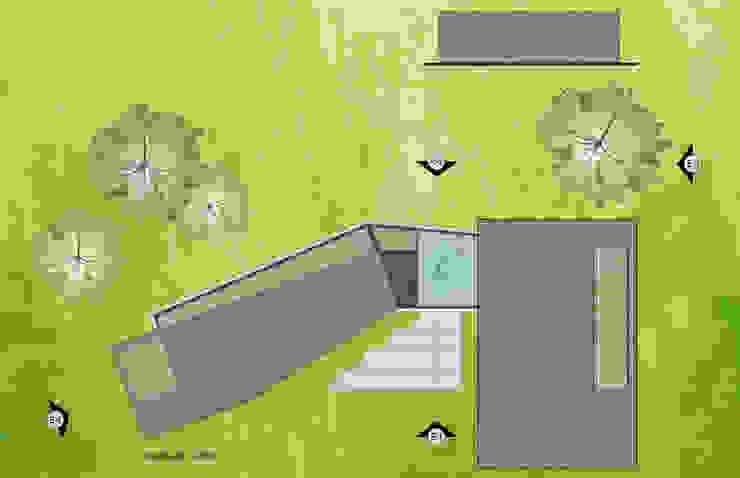 "Casa ""Pieles"" Casas modernas: Ideas, diseños y decoración de Artem arquitectura Moderno"