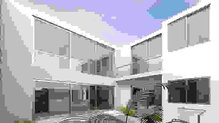 Salón de Belleza & Spa AC de Artem arquitectura Moderno