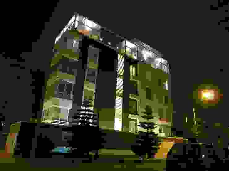 Penthouse Barranco Casas modernas: Ideas, diseños y decoración de Artem arquitectura Moderno