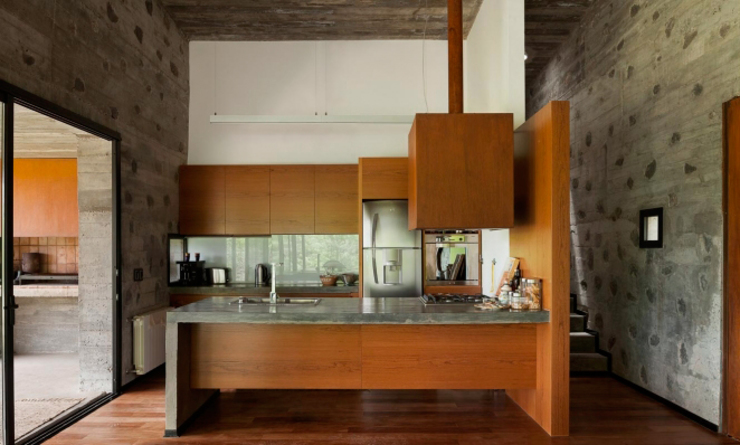 Built-in kitchens by En bruto