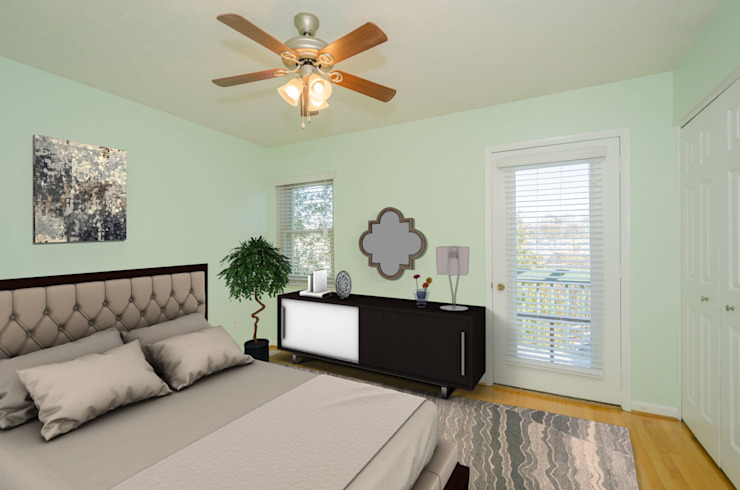 Virtual Staging by Judy Gehrlich Photography
