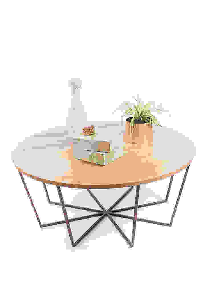 Mesa de centro Gabriela de TopList Moderno Madera Acabado en madera