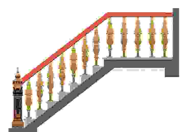 Báo giá cầu thang nhôm đúc bởi Công ty cổ phần nhôm đúc Fuco