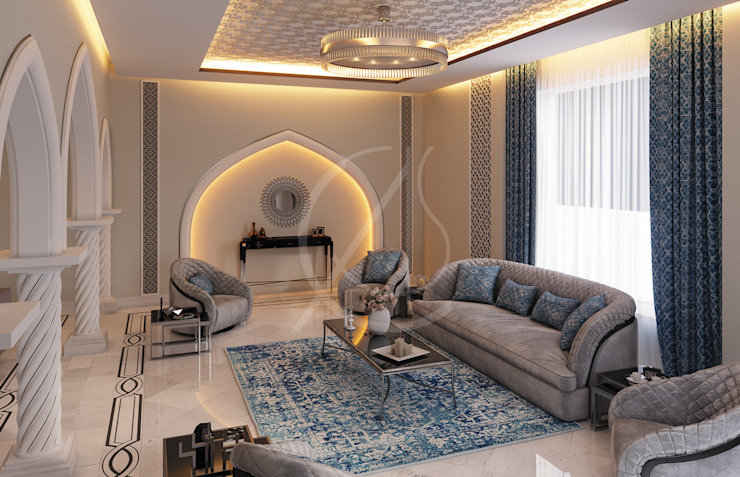 Modern Islamic Home Interior Design Homify