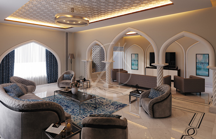 Modern Islamic Home Interior Design Homify