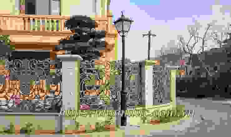 Hàng rào nhôm đúc đẹp bởi Công ty cổ phần nhôm đúc Fuco