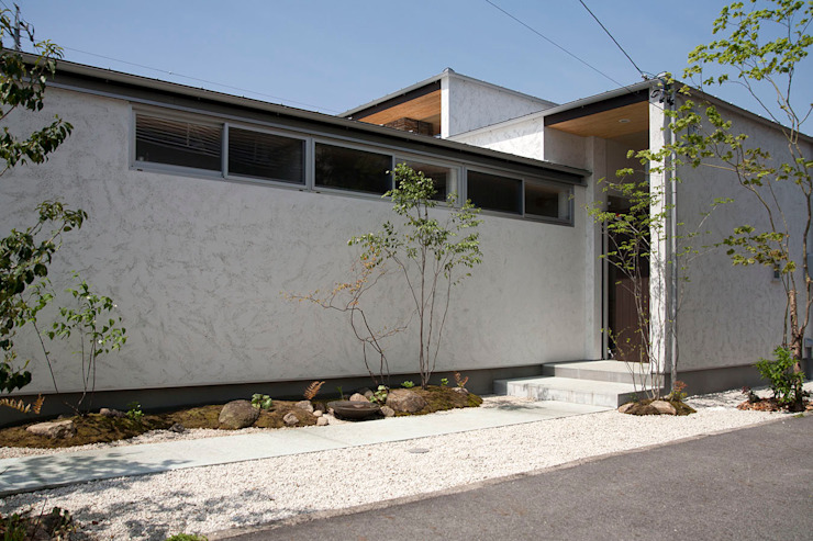 kisetsu Ingresso, Corridoio & Scale in stile scandinavo