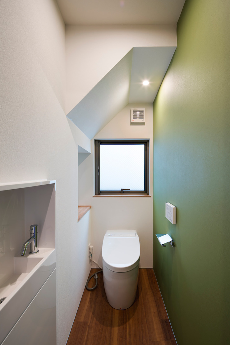 トイレ 株式会社 藤本高志建築設計事務所