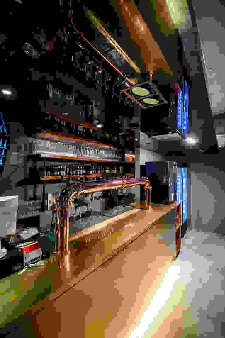 케그스테이션 수제맥주전문점 by 쿠나도시건축연구소