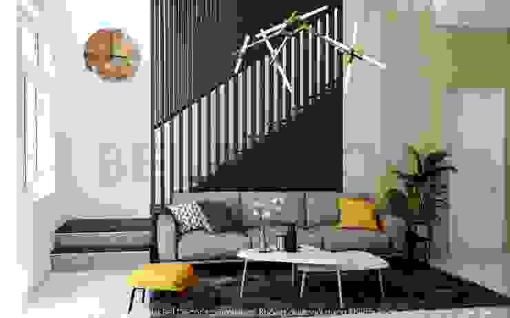 HO1810 Luxury Town House/ Bel Decor bởi Bel Decor